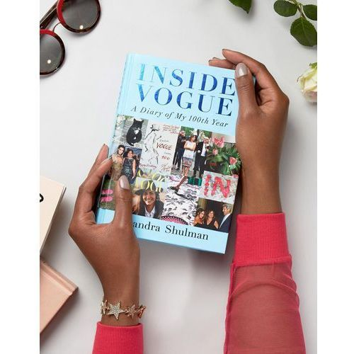 Books Inside vogue: a diary of my 100th year - multi