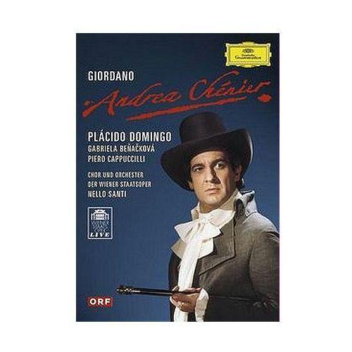 Giordano: Andrea Chenier - Placido Domingo, Piero Cappuccilli, Gabriela Benackova