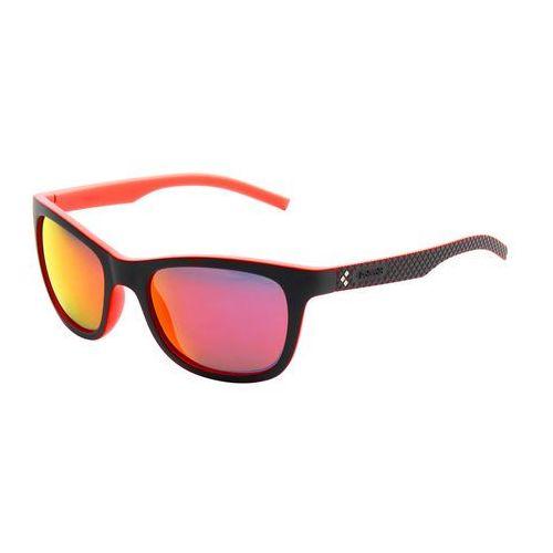 Okulary przeciwsłoneczne męskie - 233711-85 marki Polaroid
