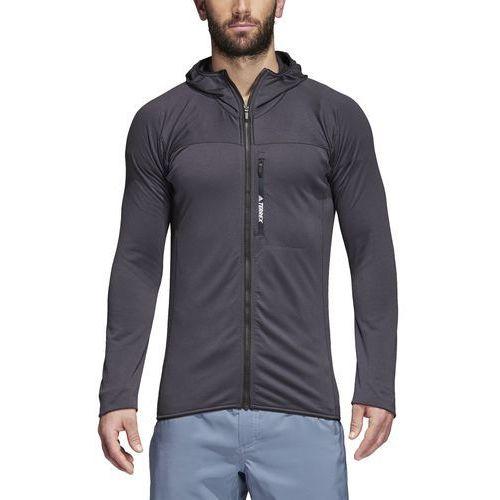 Adidas Bluza z kapturem z polaru cg2430