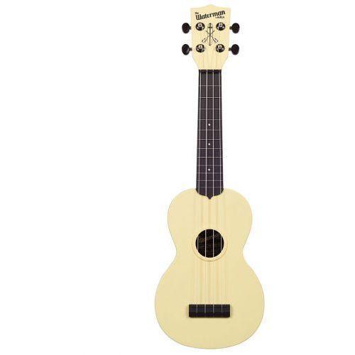 ka-swb-ye waterman, ukulele sopranowe z pokrowcem, czarno-żółty marki Kala