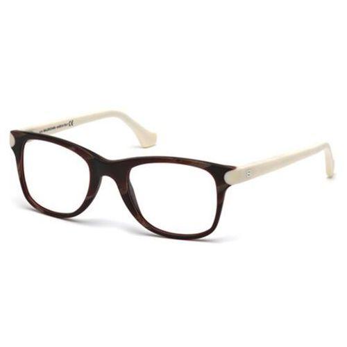 Okulary korekcyjne ba5034 65a marki Balenciaga