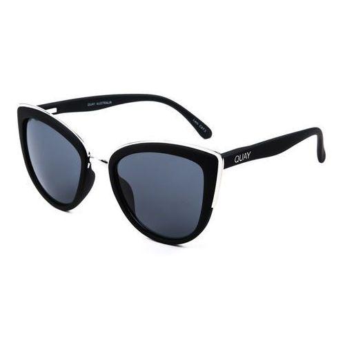 Okulary Słoneczne Quay Australia QW-000065 MY GIRL BLK/SMK