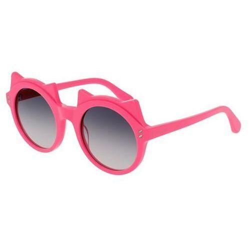 Okulary Słoneczne Stella McCartney SK0017S Kids 004, kolor żółty