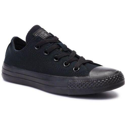 Converse Trampki - c taylor a/s ox m5039 black monochrome