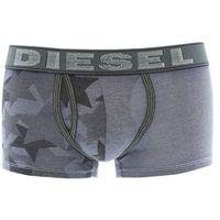 Diesel bokserki niebieski xs
