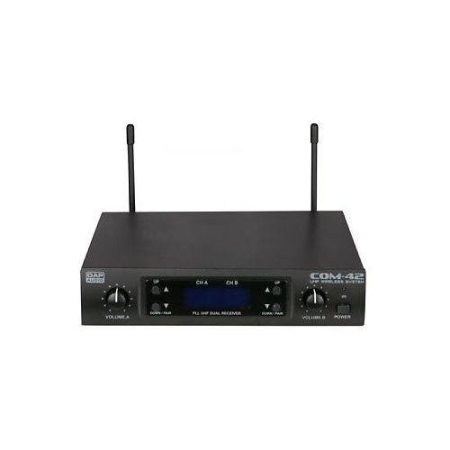 DAP Audio COM-42 mikrofonowy zestaw bezprzewodowy