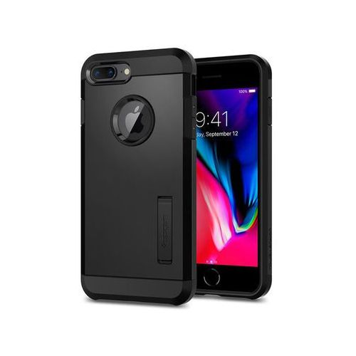 Etui tough armor 2 apple iphone 8 7 plus black marki Spigen