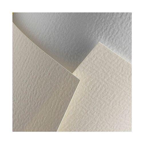 Karton ozdobny A4 Standard Czerpany biały 230 g/m2 Argo, 20 ark.