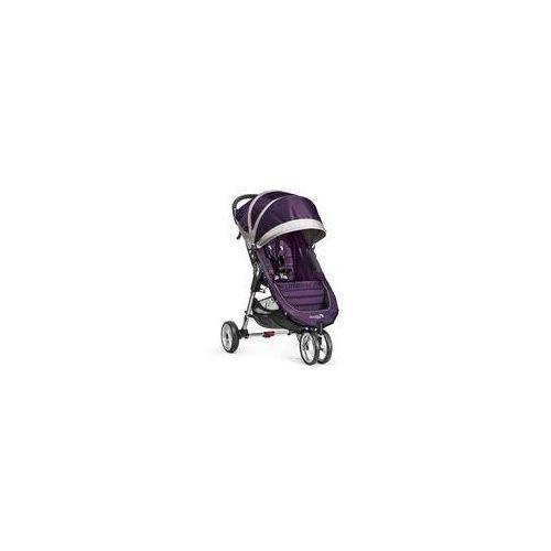 W�zek spacerowy City Mini Single Baby Jogger + GRATIS (purple/gray), 745146114289