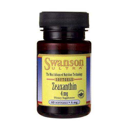 Swanson Zeaksantyna ZeaGold 4mg 60 kaps.