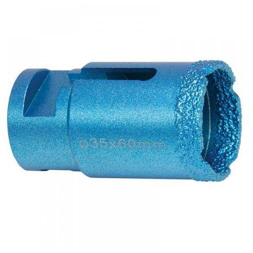 Dedra exim sp z.o.o. Koronka diamentowa śr.35mm uchwyt m14 vacuum brazed