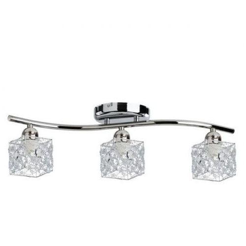 Alfa koszyczki 17773 plafon oprawa lampa sufitowa 3x40w e14 chrom (5900458177734)