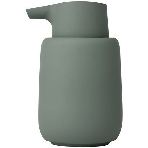 Blomus Dozownik do mydła ceramiczny sono agave green (b69071) (4008832690716)