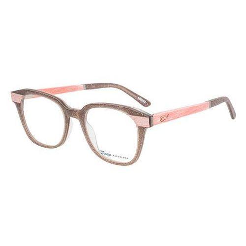 Okulary korekcyjne diamond 04 marki Woodys barcelona