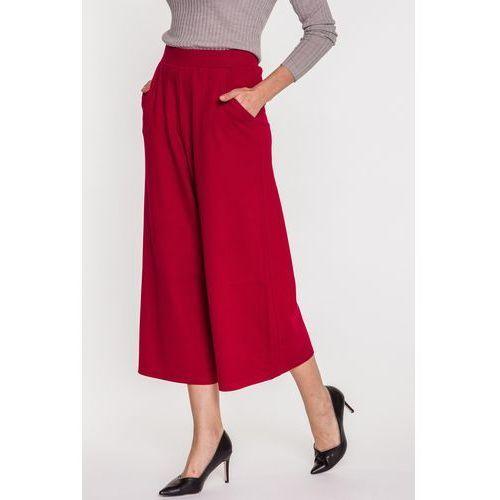 Czerwone spodnie kuloty - Ryba