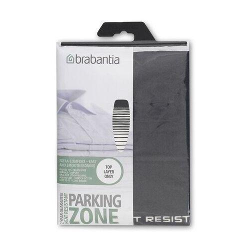 Brabantia - pokrowiec na deskę do prasowania 135 x 45cm - pianka 2mm - strefa heat resistant