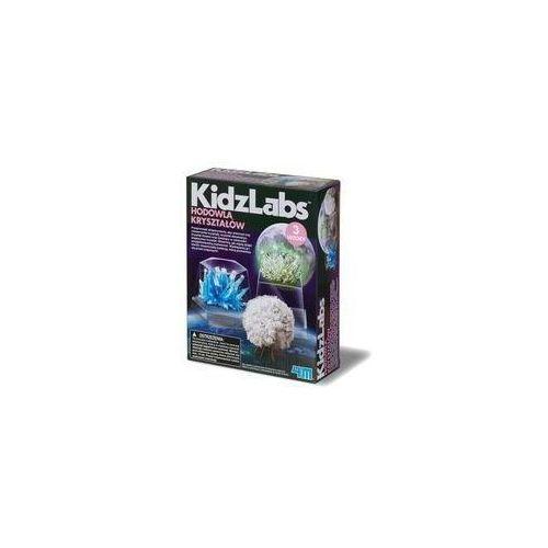 KidzLabs Hodowla kryształów 3 wzory, 8763