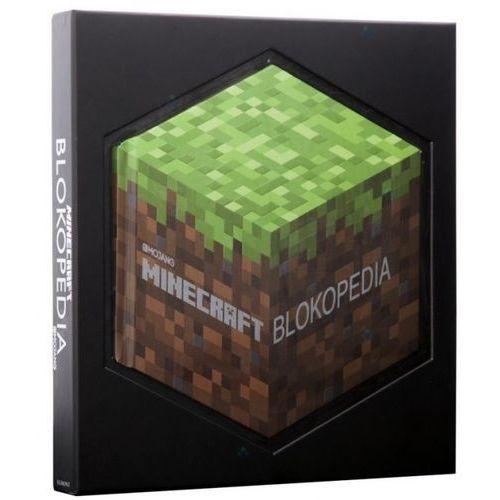Minecraft Blokopedia - ATRAKCYJNE PROMOCJE! - Bezpłatny ODBIÓR OSOBISTY BIAŁYSTOK, Egmont
