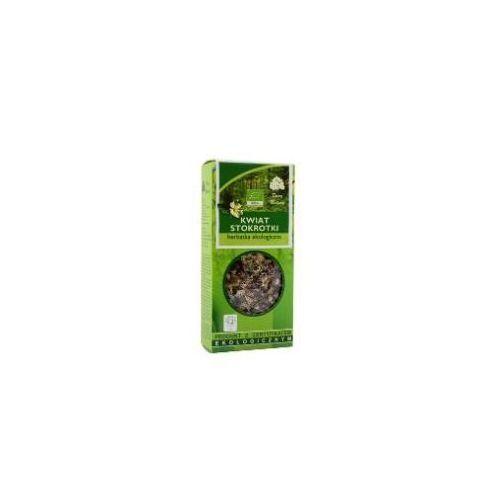 Dary natury Stokrotka kwiat herbatka ekologiczna 25gr