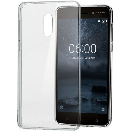 Nokia Etui slim crystal cover do nokia 6 (6438409004024)
