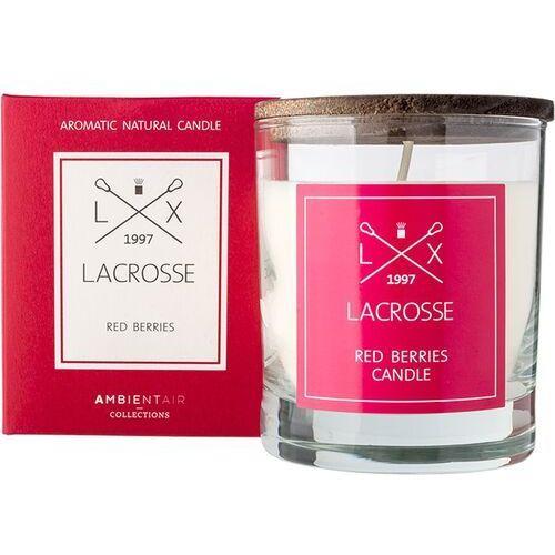 Świeca zapachowa Lacrosse Red Berries