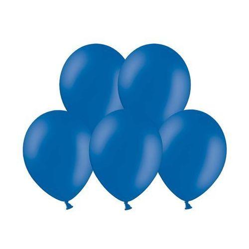 """Balony 12"""" Strong, Ciemnoniebieskie, pastelowe 10 szt. (5902230717824)"""