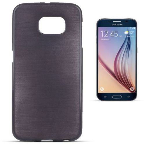 """Jelly Brush Samsung Galaxy S6"" (Black) (5901737289889)"
