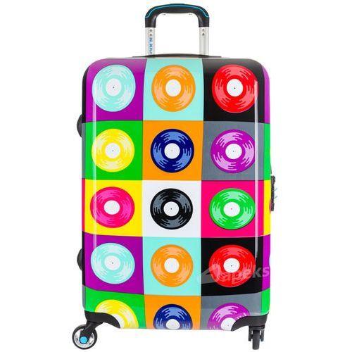 BG Berlin URBE duża walizka na 4 kółkach / 78 cm / Glam LPS - wielokolorowy (6906053048249)