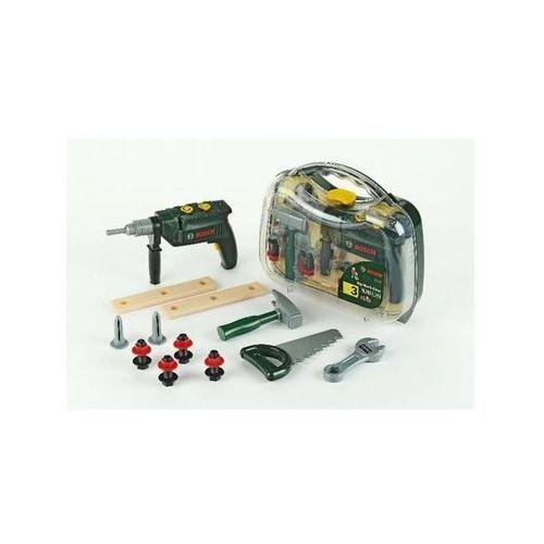Theo klein bosch toy tool box 28x33 cm
