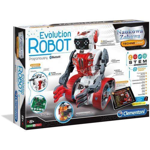 Evolution robot - marki Clementoni