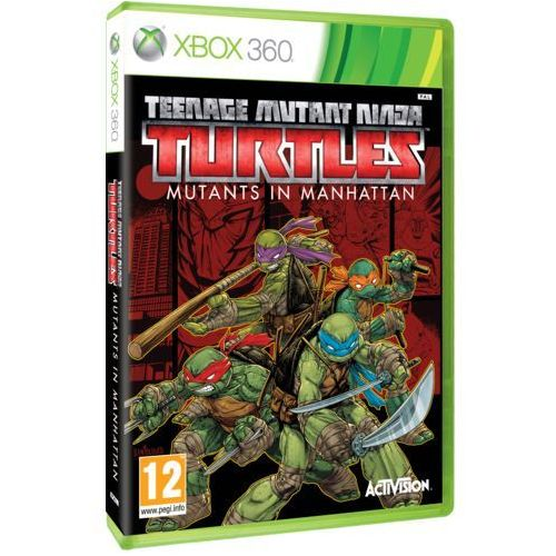 Teenage Mutant Ninja Turtles Mutants in Manhattan (Xbox 360)