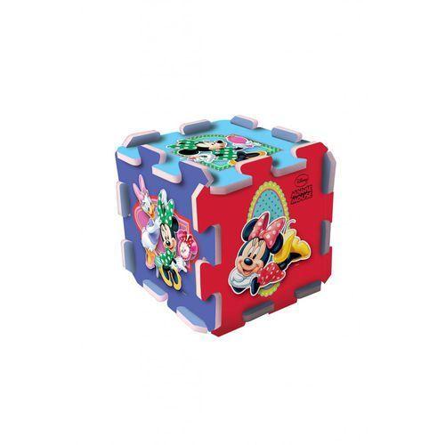 Puzzle piankowe disney minnie 5o31g5 marki Trefl