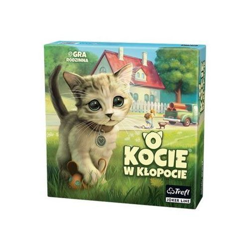 Gra O Kocie w kłopocie - DARMOWA DOSTAWA OD 250 ZŁ!!, 5_675426