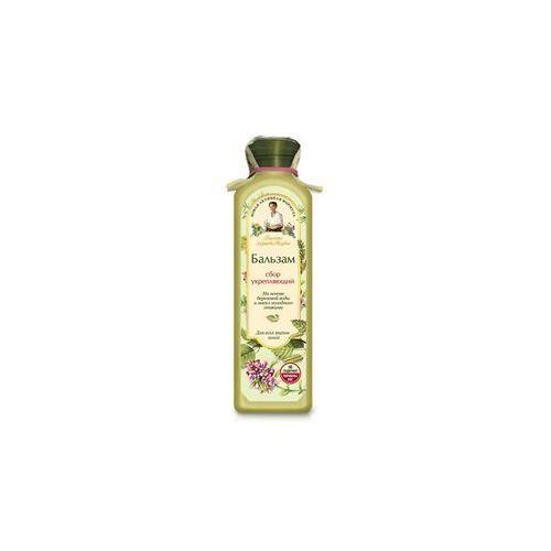 RECEPTURA BABCI AGAFII balsam do włosów wzmacniający, 350 ml (4607040317448)