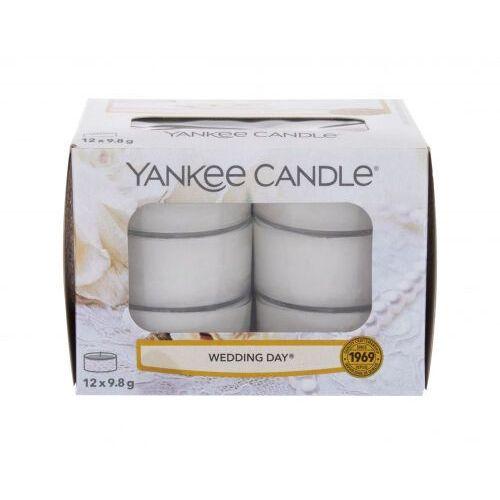 Yankee candle wedding day świeczka zapachowa 117,6 g unisex