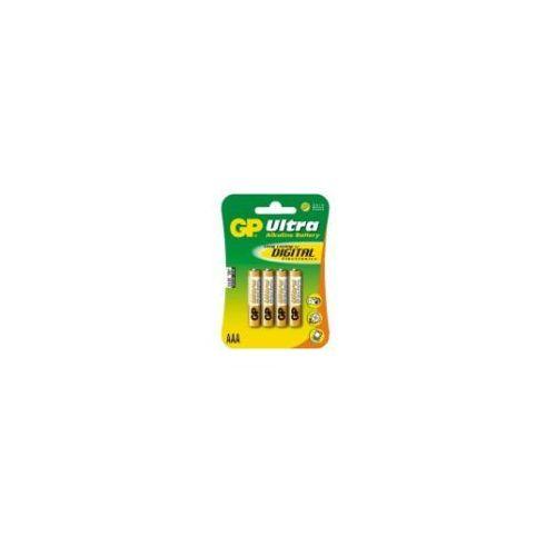 Gp Bateria ultra alkaline 24au-u4