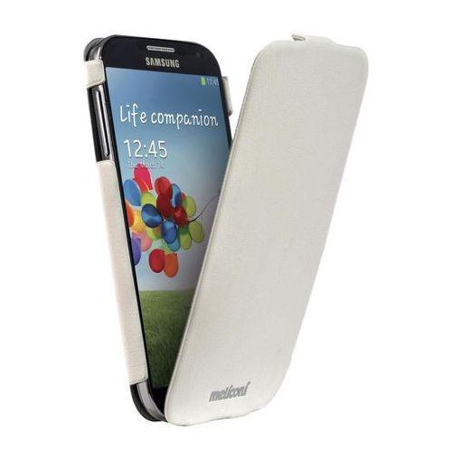 Etui MELICONI Slim Flap do Samsung Galaxy S4 Biały, 8006023204519