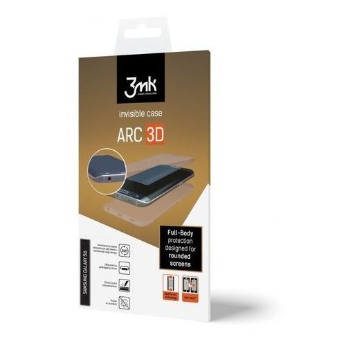 Folia ochronna 3MK ARC 3D Matte Coat - Samsung Galaxy S8 - przód i tył