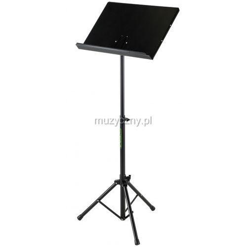 Stim P01 statyw z pulpitem metalowym, czarny