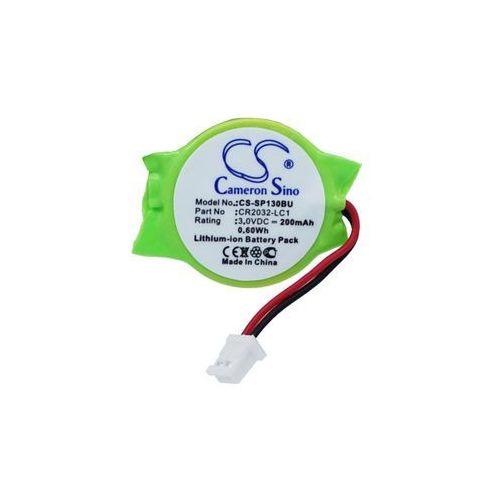 OKAZJA - Sony playstation 3 / cr2032-lc1 200mah 0.60wh li-ion 3.0v () marki Cameron sino