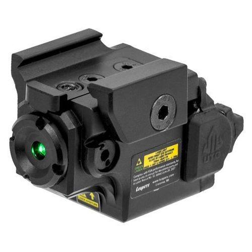 Celownik laserowy do pistoletu Leapers Ambidextrous Compact Green Laser (4717385555181)