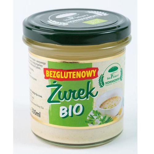 Piekarnia biopiekarz (pieczywo) Bułki pszenne paluchy z ziarnami bio 300 g (3 sztuki) - biopiekarz nowakowski tradycja (5902729761819)