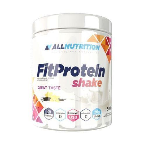 fitprotein shake 500g marki Allnutrition
