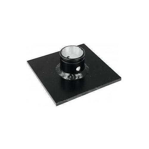 Alutruss SINGLELOCK base plate SBPB(square) black - produkt z kategorii- Pozostałe DJ i karaoke