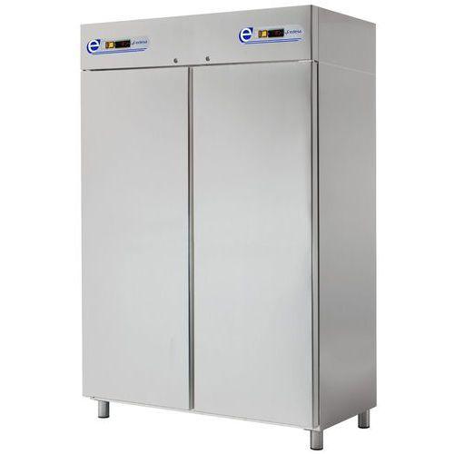 Szafa chłodnicza dwutemperaturowa 2 x 700l ECP-140/2