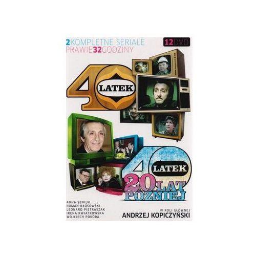 Pakiet: Czterdziestolatek (DVD) - Jerzy Gruza
