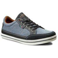 Gino lanetti Sneakersy - mp07-15797-06 jeansowy