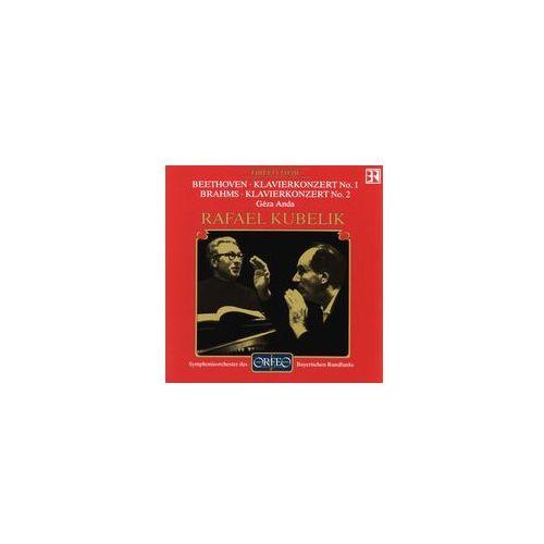 Orfeo Beethoven l / brahms j - klavierkonz. no. 1, klavierkonz. no
