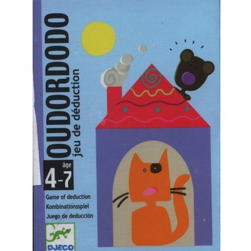Gra karciana Oudordodo - produkt z kategorii- Gry karciane